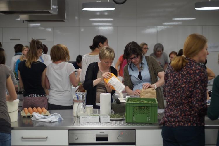 Startschuss für Klimafreundlich Kochen in Götzis