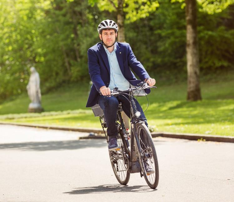 E-Bike Testaktion für Betriebe