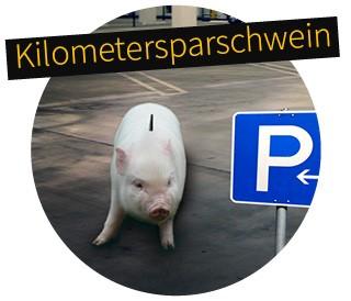 Kilometersparschwein