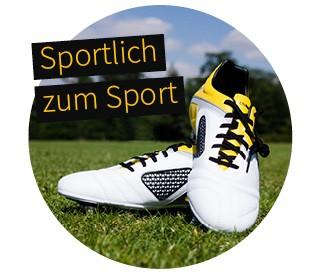 Sportlich zum Sport